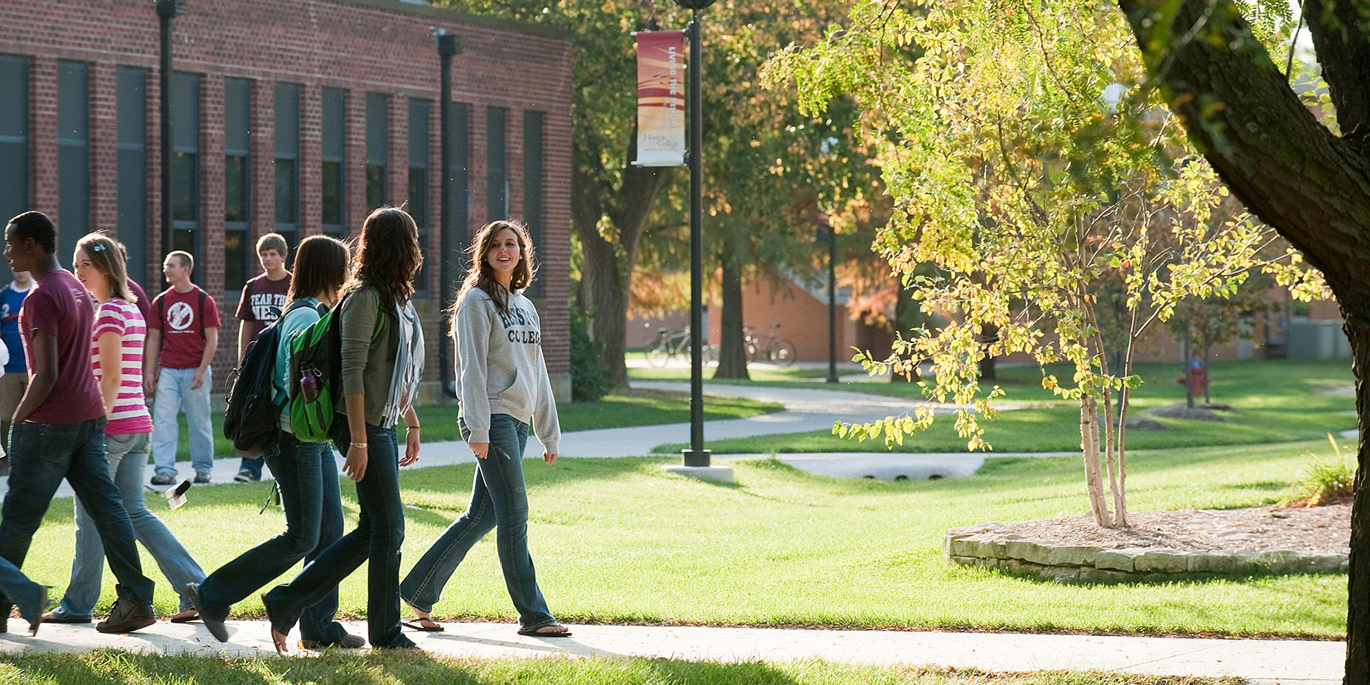 Espn Campus Tour